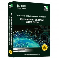 ESE 2021 - Electronics and Communication Engineering ESE Topicwise Objective Solved Paper - 1